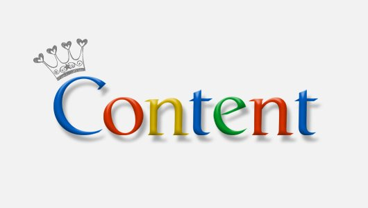 Create content that Google love!